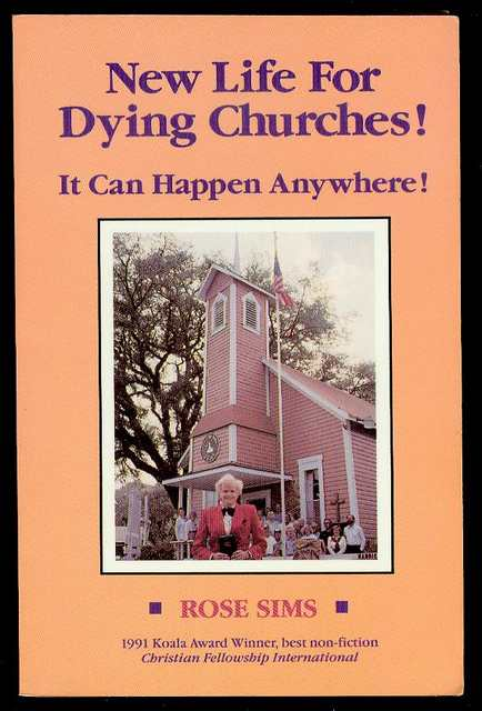 Image for New Life for Dying Churches!: It Can Happen Anywhere!