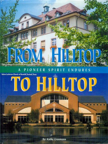 Image for From Hilltop to Hilltop: A Pioneer Spirit Endures