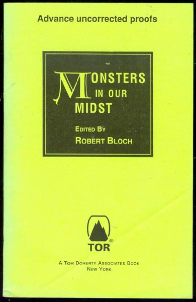 Image for Monsters in Our Midst