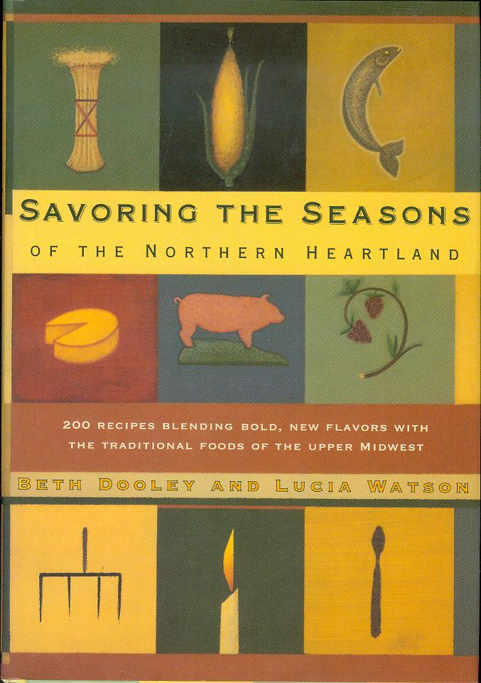 Image for Savoring the Seasons of the Northern Heartland