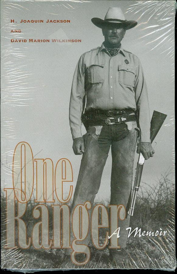 Image for One Ranger: A Memoir