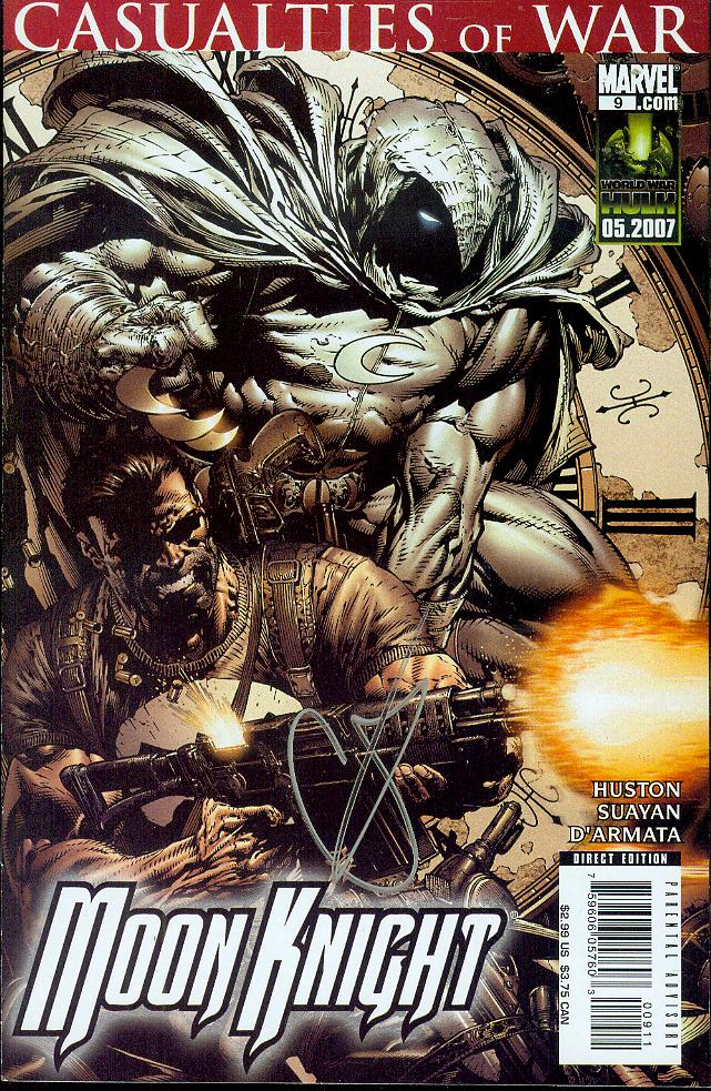 Image for Moon Knight No. 9 (Midnight Sun: Chapter Three - For The Occasion)