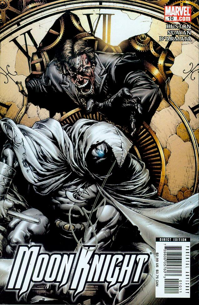 Image for Moon Knight No. 10 (Midnight Sun: Chapter Four - His Lord's Banner)