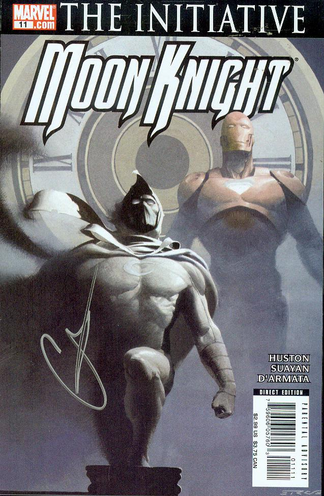 Image for Moon Knight No. 11 (Midnight Sun: Chapter Five - One Son Lost)
