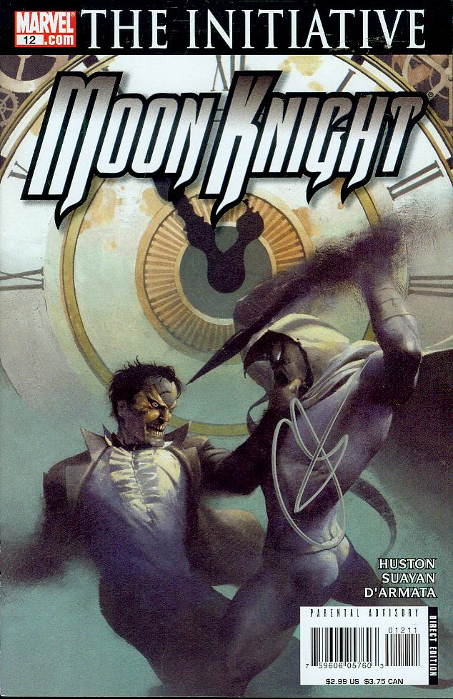 Image for Moon Knight No. 12 (Midnight Sun: Chapter Six - This Trap, My Body)