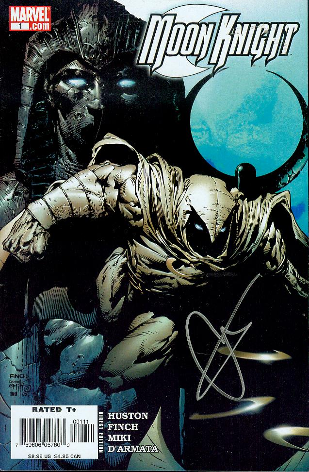 Image for Moon Knight No. 1 (The Bottom - Chapter One)