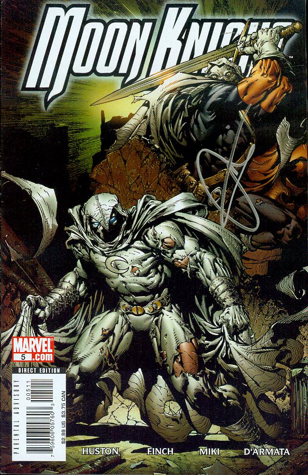 Image for Moon Knight No. 5 (The Bottom - Chapter Five)