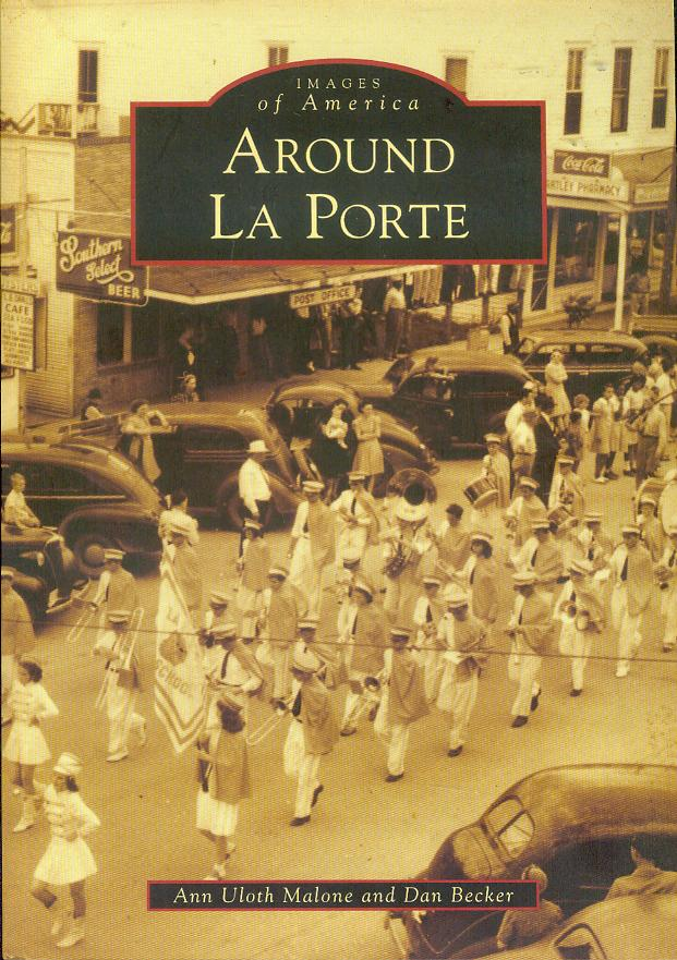 Image for Around La Porte (Images of America)