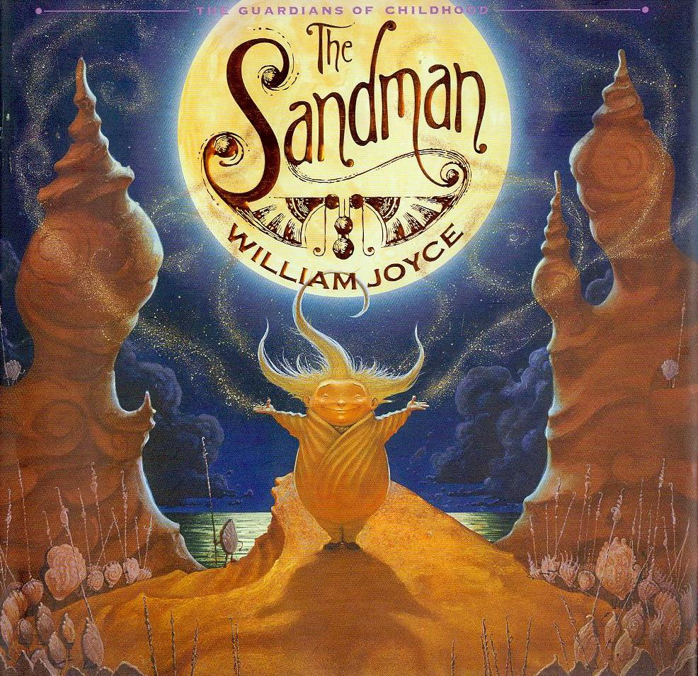 Image for The Sandman: The Story of Sanderson Mansnoozie (The Guardians of Childhood)