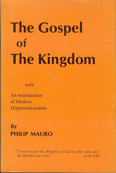 Image for The Gospel of The Kingdom