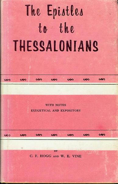 Image for The Epistles to the Thessalonians