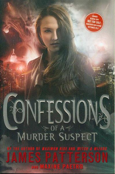Image for Confessions of a Murder Suspect