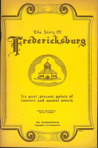 Image for The Story of Fredericksburg