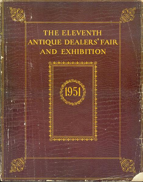 Image for The Eleventh Antique Dealer's Fair and Exhibition