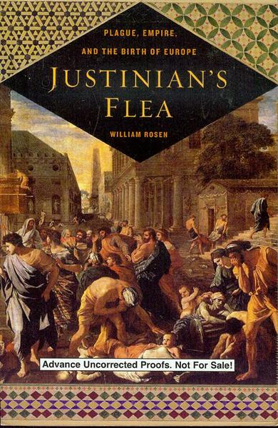 Image for Justinian's Flea: Plague, Empire, and the Birth of Europe