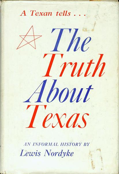 Image for The Truth About Texas