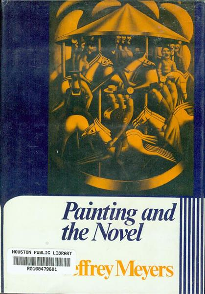 Image for Painting and the Novel