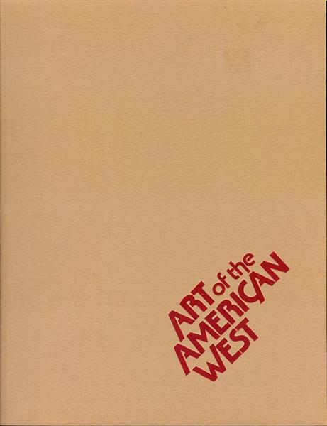 Image for Art of the American West