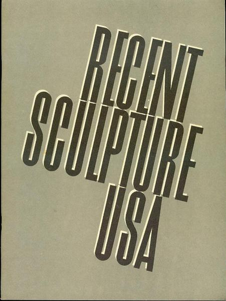 Image for Recent Sculpture USA (The Museum of Modern Art Bulletin, Vol. XXVI, No. 3, Spring 1959)