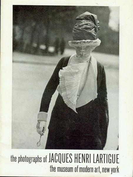Image for The Photographs of Jacques Henri Lartigue (The Museum of Modern Art Bulletin, Volume XXX, No. 1, 1963)
