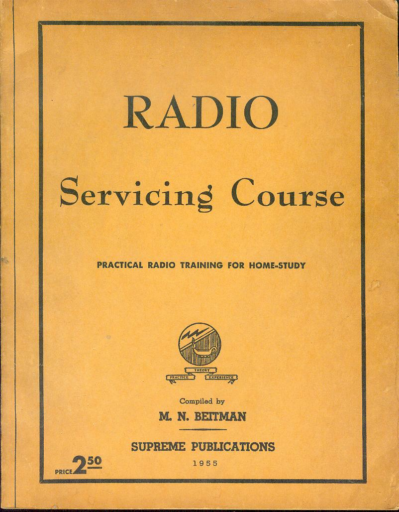 Image for Radio Servicing Course: Practical Radio Training for Home Study