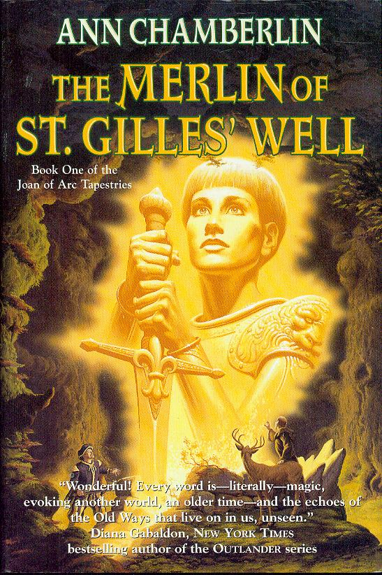 Image for The Merlin of St. Gilles' Well (Joan of Arc Tapestries, Book 1)