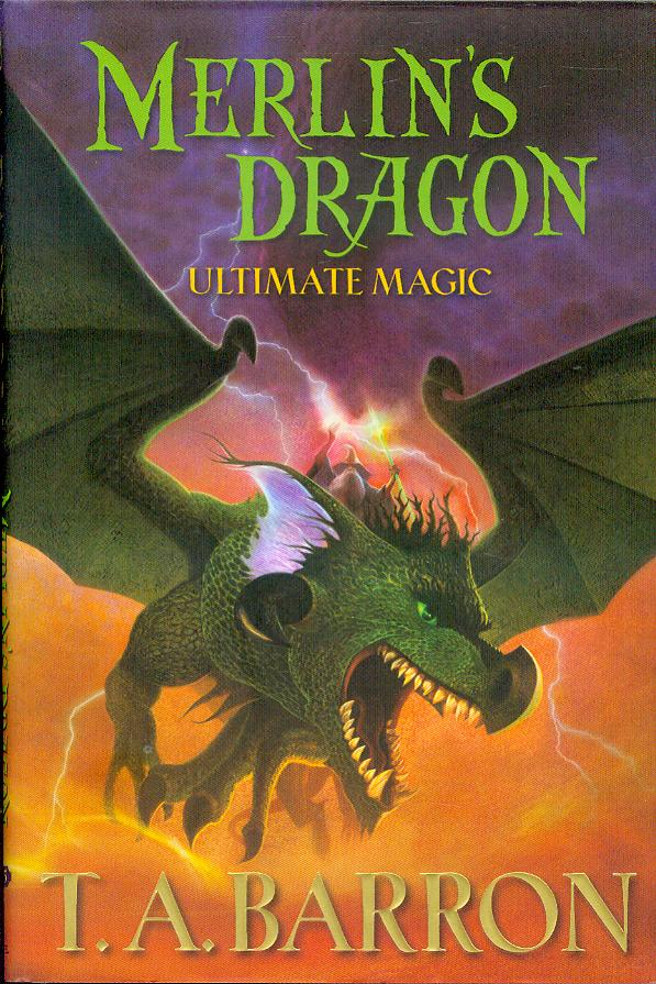 Image for Ultimate Magic (Merlin's Dragon, Book 3)