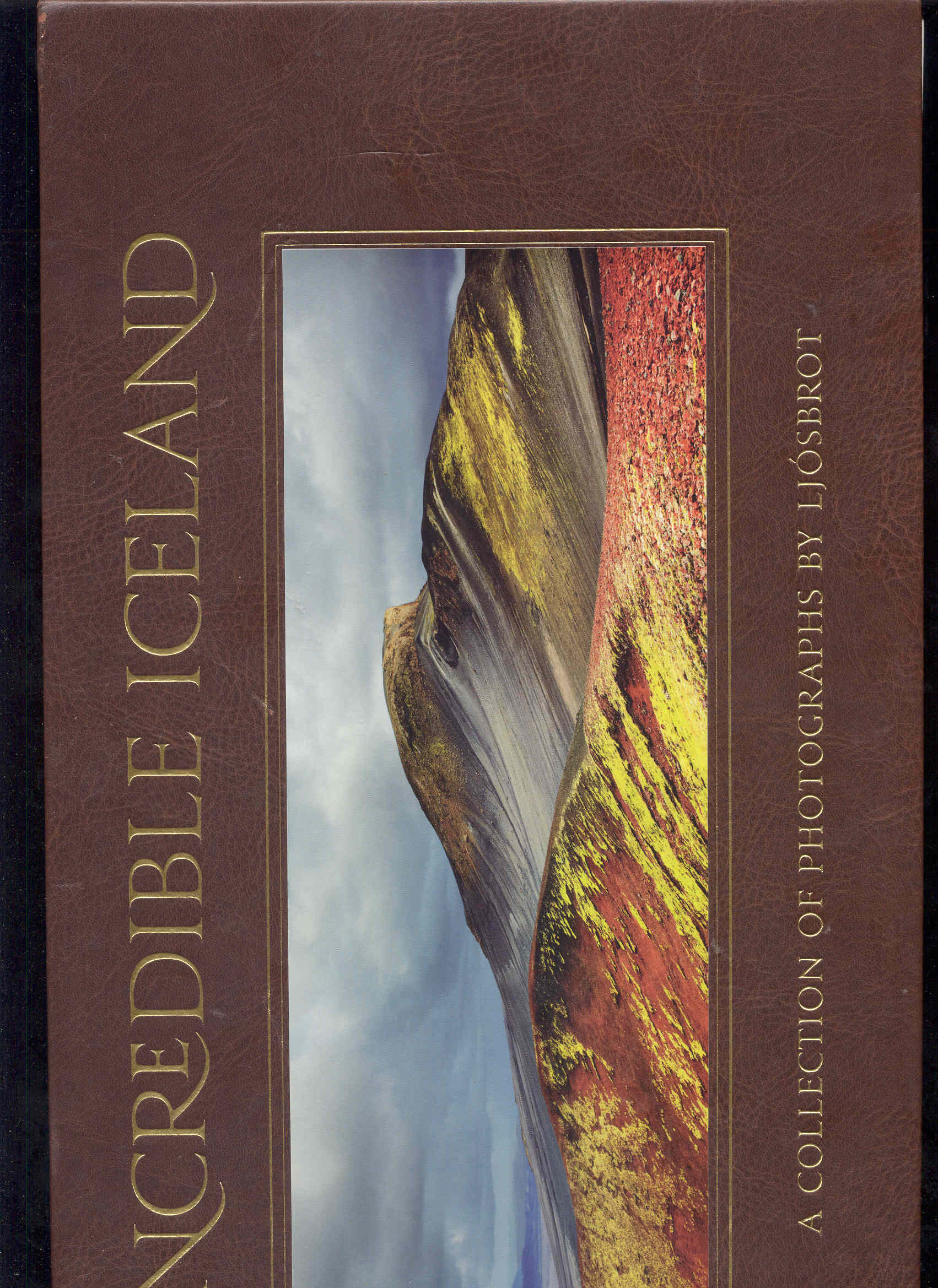 Image for Incredible Iceland: A Collection of Photographs By Ljosbrot