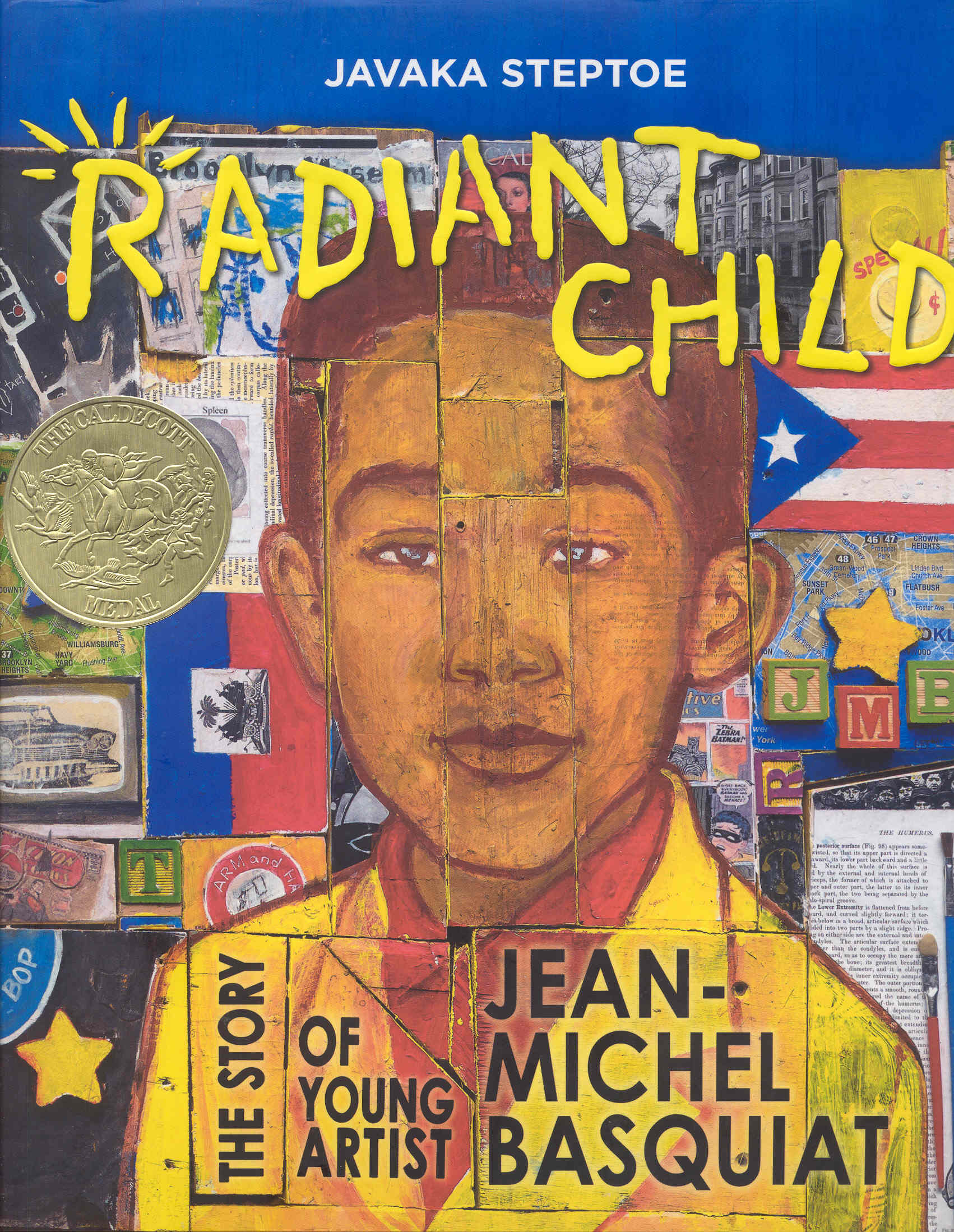 Image for Radiant Child: The Story of Young Artist Jean-Michel Basquiat