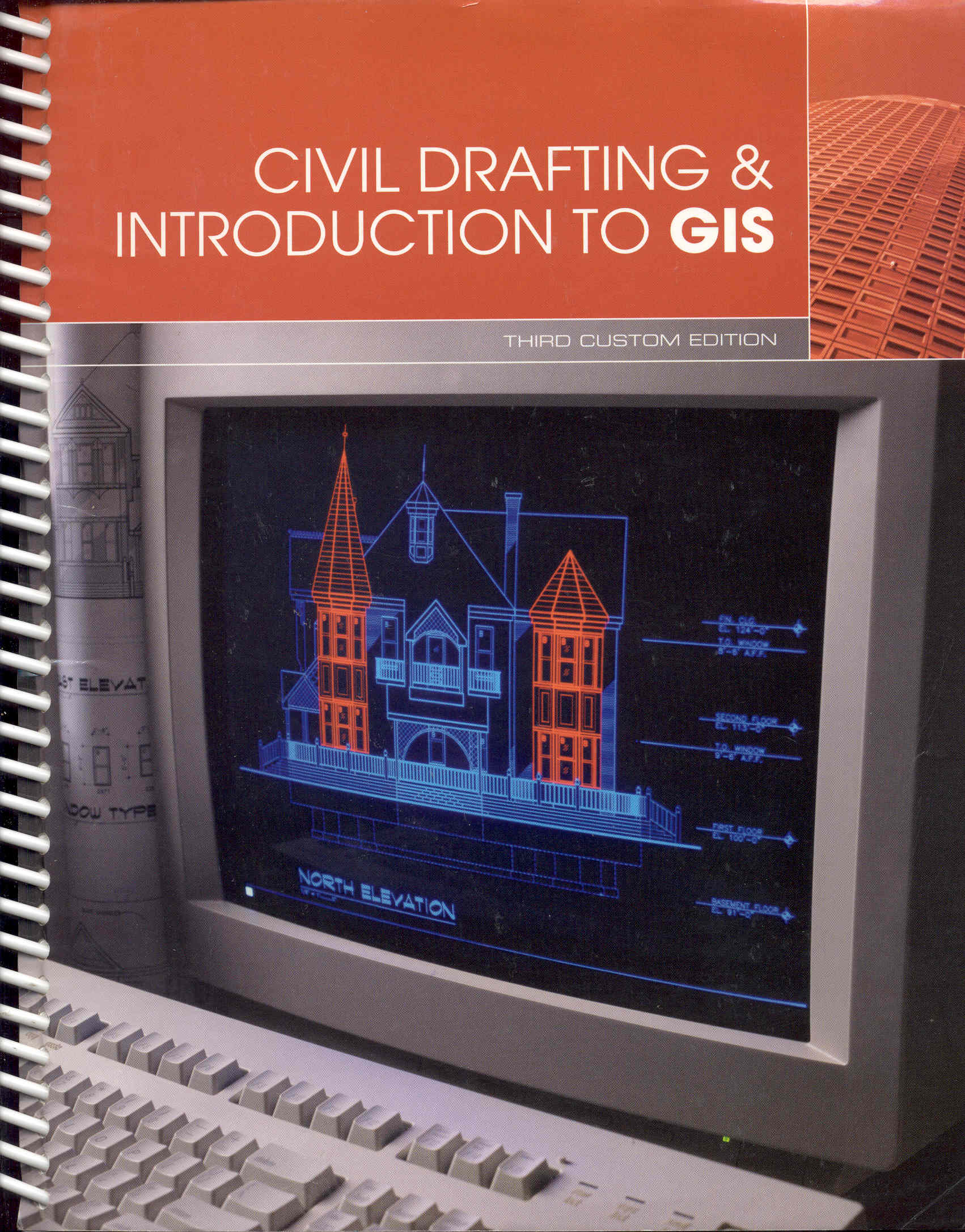 Image for Civil Drafting & Introduction to GIS Third Custom Edition