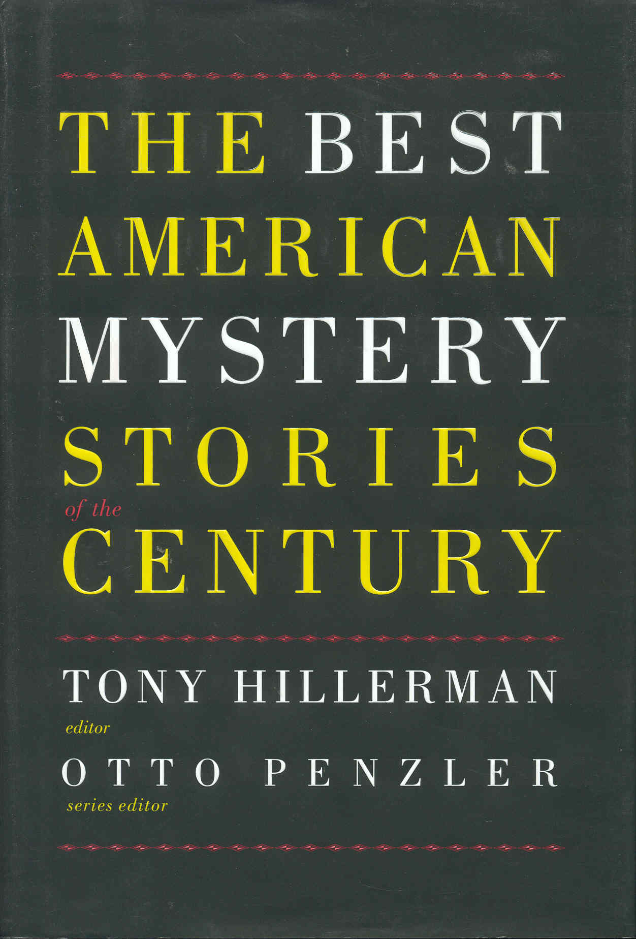 Image for Best American Mystery Stories of the Century