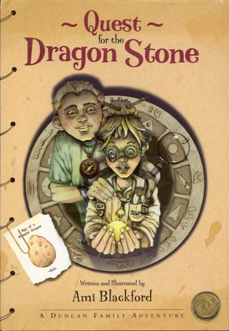Image for Quest for the Dragon Stone: A Duncan Family Adventure