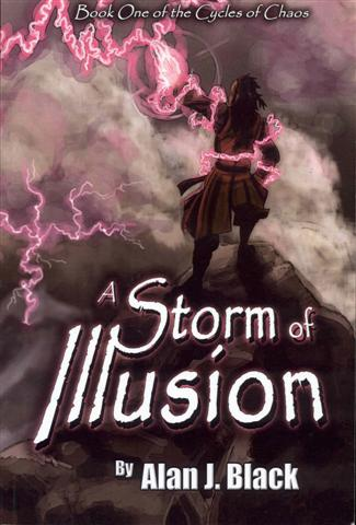 Image for A Storm of Illusion (The Cycles of Chaos, Book One)