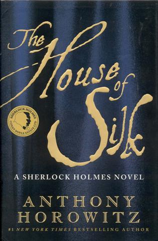 Image for The House of Silk: A Sherlock Holmes Novel