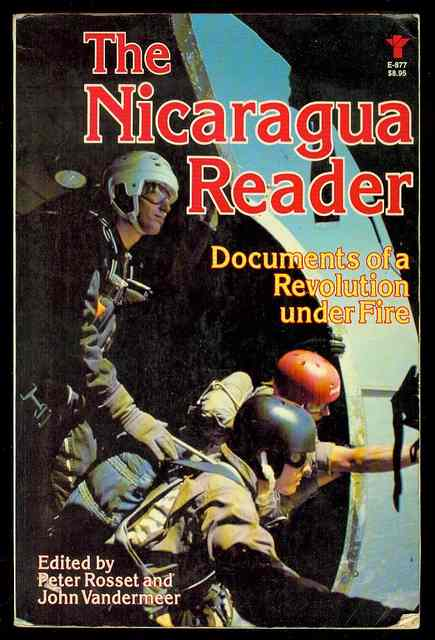 Image for The Nicaragua Reader: Documents of a Revolution Under Fire