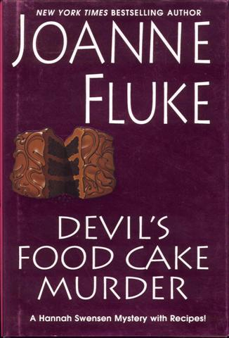 Image for Devil's Food Cake Murder