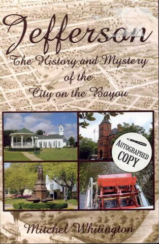 Image for Jefferson: The History and Mystery of the City on the Bayou