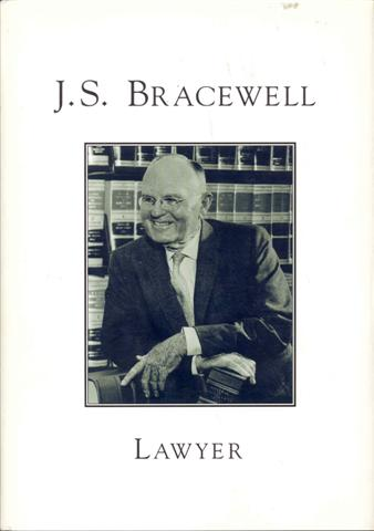 Image for J.S. Bracewell: Lawyer