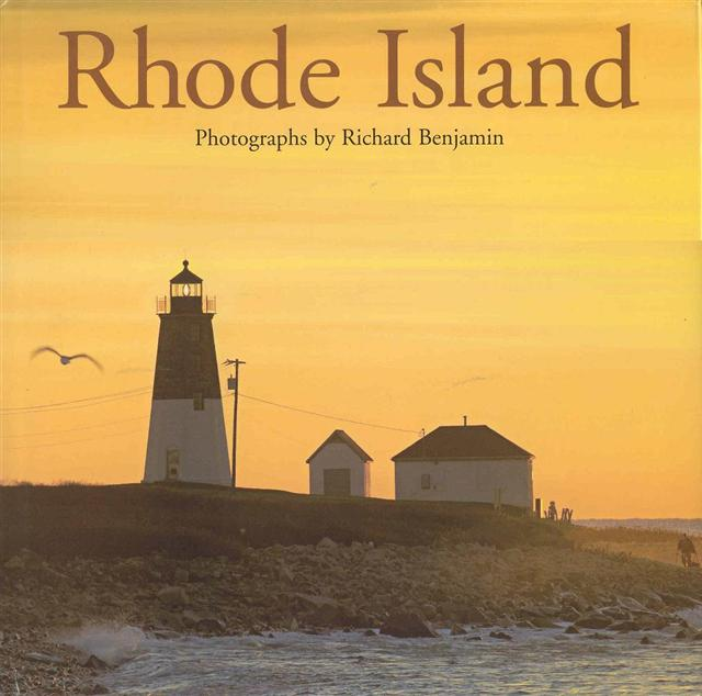 Image for Rhode Island: Photographs by Richard Benjamin