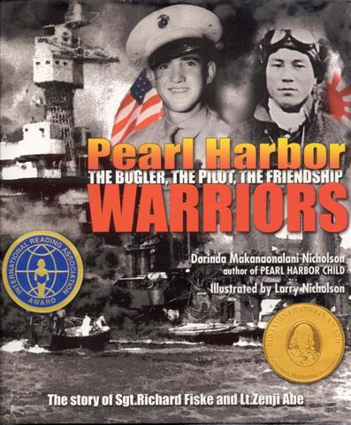 Image for Pearl Harbor Warriors: The Bugler, The Pilot, The Friendship