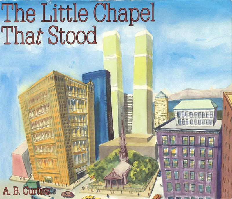 Image for The Little Chapel That Stood