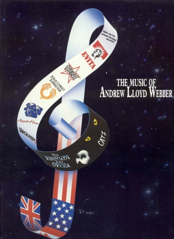 Image for The Music of Andrew Lloyd Webber