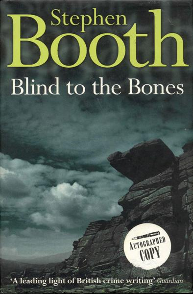 Image for Blind to the Bones