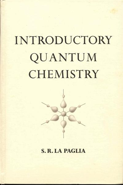Image for Introductory Quantum Chemistry