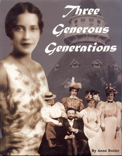 Image for Three Generous Generations
