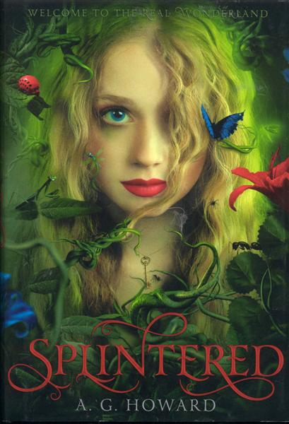 Image for Splintered (Splintered, Book 1)