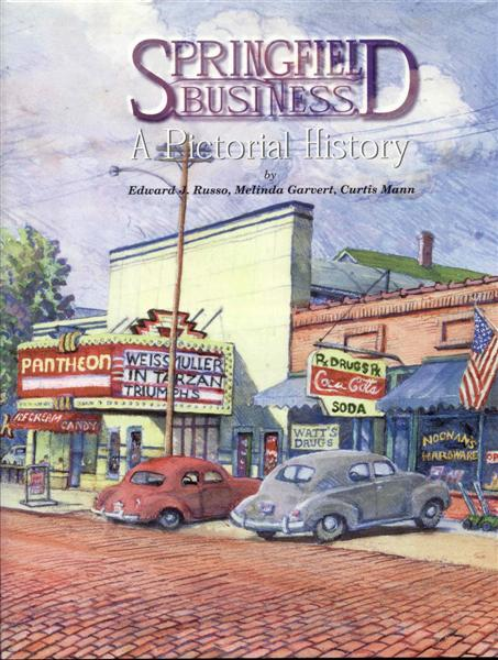 Image for Springfield Business: A Pictorial History