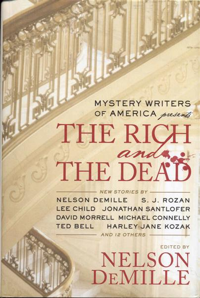 Image for Mystery Writers of America Presents the Rich and the Dead