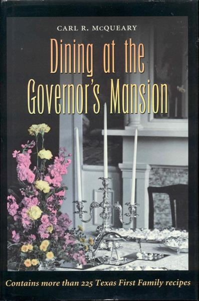 Image for Dining at the Governor's Mansion
