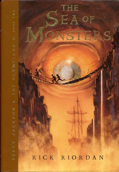 Image for The Sea of Monsters (Percy Jackson And The Olympians Book Two)